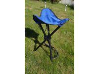 Outdoor adult portable seat, suit garden, fishing, walkers