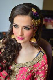 Professional, Published Asian MUA/ Makeupartist. Bridal, Pakistani, Indian, Bengali Wedding