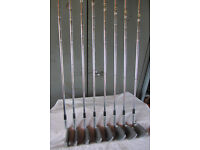 Titleist irons Left Handed