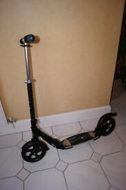 Micro Scooter - Flex Black Matte - Brand NEW and unused - Child/Adult