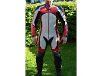 Bilt Red onepiece Leather used for sale