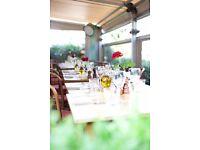 "Experienced waitress for busy Chelsea restaurant (Riccardo's - ""A Taste of Tuscany"") .."