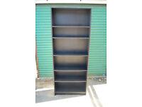Ikea BILLY black-brown bookshelf
