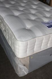 BRAND NEW Hypnos Orthos Cashmere 3ft6 (extra wide) Single pocket spring mattress/divan bed