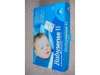 Babysense II Infant monitor with 2 pads