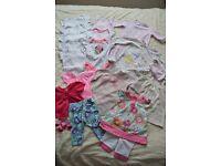 0-3 months bundle of clothes