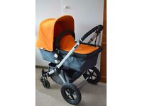 bugaboo cameleon unisex in LIMITED EDITION FABRIC!