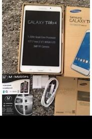 Samsung galaxy tab 4 brand new fully boxed