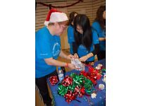 Christmas Fundraising Volunteer