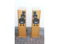 KLS3 World audio hifi speakers quality sound HUGE