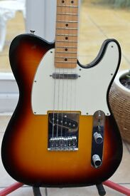 Mexican Fender Telecaster For Sale!