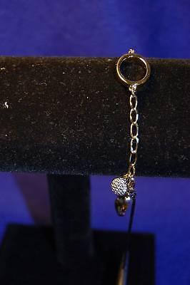 SWAROVSKI Gold and Crystal Circular Bracelet 1515482