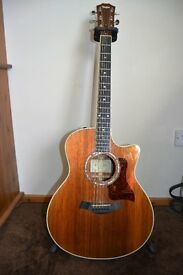 Taylor 426ce LTD.Mint condition.Tasmanian blackwood.Limited edition.Electro-acoustic with case