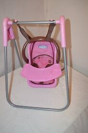 Graco Toy High Chair Pink