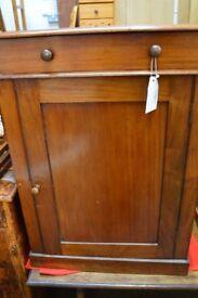 Antique Gentleman's Washstand Cupboard