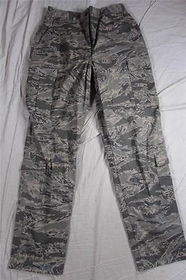 US Air Force USAF ACU Womens Digital Camouflage Camo Pants 16 L Measure -