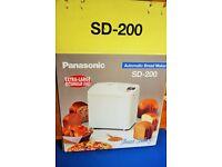 Panasonic SD 200 Bread maker