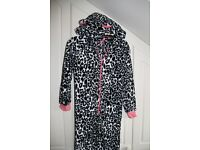 Girls Animal print Onesie Age 10-13