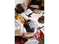 Chiekh ousmane Spiritual Healer & Clairvoyant powerful reading Treat Black Magic African magic