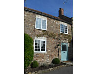 Idyllic 2 Bedroom Former Miners' Cottage, Pensford, OIRO £310,000