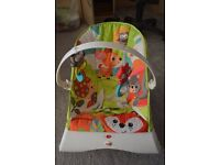 Fisher Price Woodland Friends Baby Bouncer