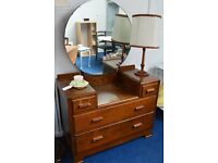 Antique Dressing Table / Drawers