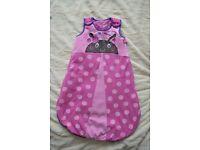 Baby sleep bag 6-9 months
