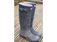 Hunter Original Tall Wellington Boots Waterproof