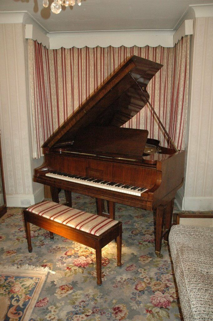 1928 Grant Piano with Stool
