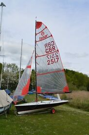 Tasar Sailing Dinghy
