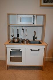 Ikea Duktig play kitchen and accessories