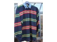 MENS NEW M&S UNWORN COTTON LONG SLEEVED SWEAT SHIRT SIZE 38/40 CHEST