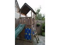 Jungle Gym Play Tower with slide £195 ono