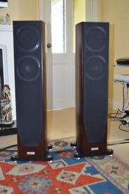 Tannoy Precision 6.2 speakers
