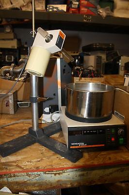 Wheaton Eyel4 Rotary Vacuum Evaporator Ne-1