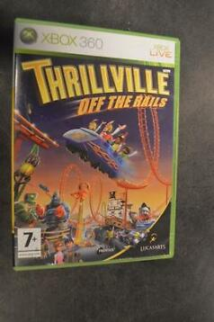 Xbox 360 Thrillville Off the Rails