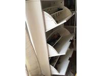 White Shoe Cabinet / storage