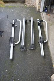 Roof Bike Rack for BMW 3 Series - 2004-2013