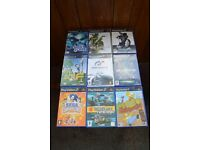 9 Playstation 2 games all boxed with instruction manuals, Thatcham, Berkshire