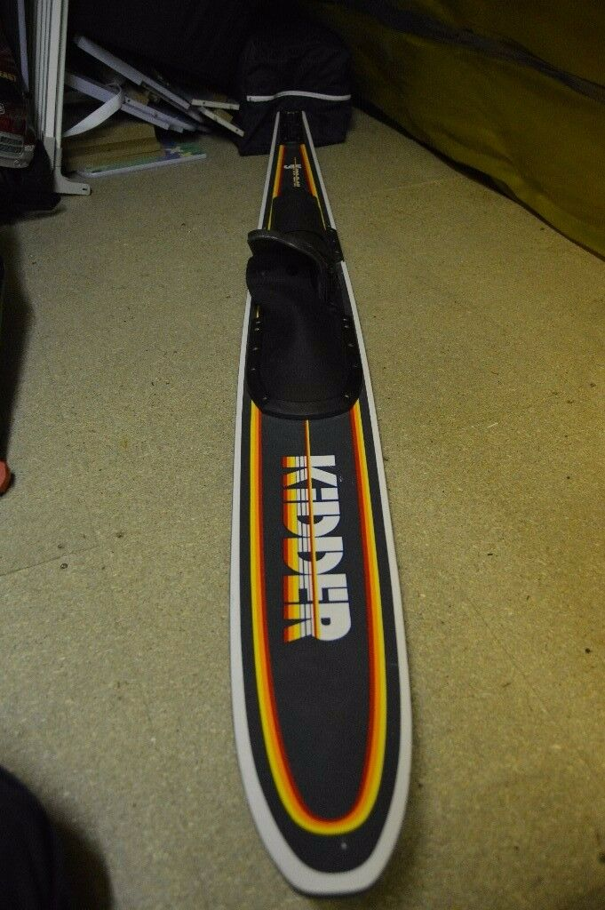 Kidder Water Ski Single Ski - KS PRO CLASS II