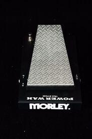 Morley Power Wah Wah pedal