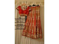 Brand new Indian Wedding Lehenga *QUICK SALE*
