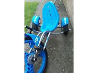 Triker, 3 wheeled go kart