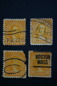 RARE american stamp