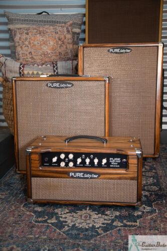 Pure Sixty Four Razor GEN III EL34 - Handwired Tube Amplifier - With Speaker Cab
