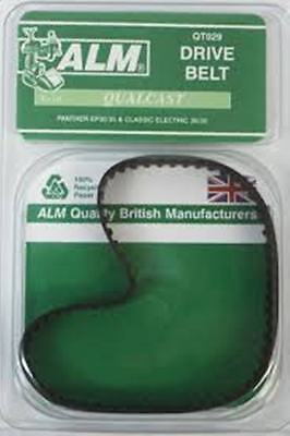 Atco Windsor, Qualcast Panther, Punch, Classic Electric lawn mower belt qt029 for sale  Shipping to Ireland