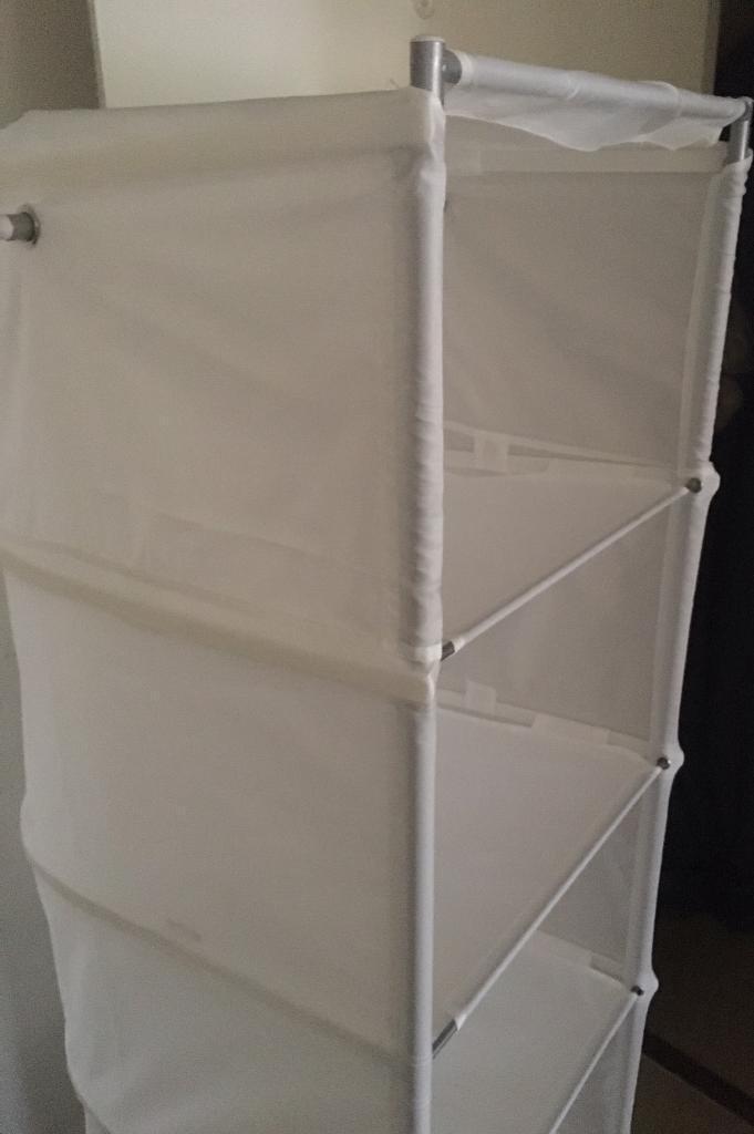 Ikea Fabric Wardrobe Unit In Guildford Surrey Gumtree