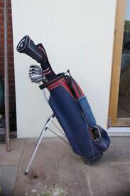Fazer Fire Power 5 golf clubs, full set