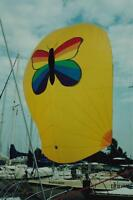 Spinnaker 500 sf tri-radial for 26 to 28' sailboat