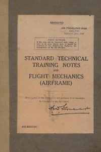 STANDARD-TECHNICAL-TRAINING-NOTES-FOR-FLIGHT-MECHANICS-AIRFRAME-A-P-3042A